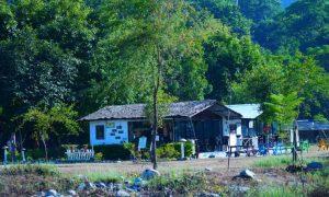 International film festival upon the virgin hills of Uttarakhand